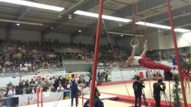 Finale des Coupes mixte de gymnastique