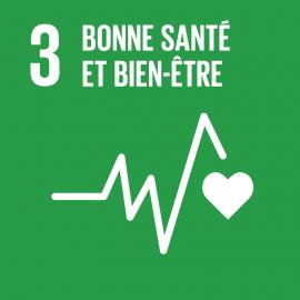 Objectif de développement durable 3 Bonne santé et bien-être