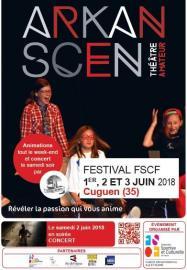 FSCF 35 Festival Arkanscen'