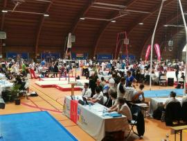 Championnat National Mixte de Gymnastique