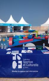FSCF au Festival Sport Santé de Marseille 2018