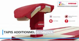 FSCF tapis additionnel pour table de saut GYMNOVA