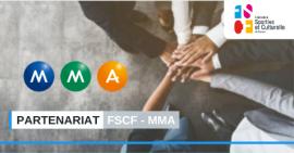FSCF et MMA renouvellent leur partenariat