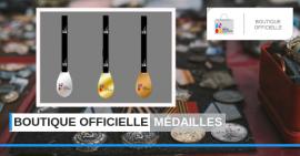 FSCF médailles manifestations