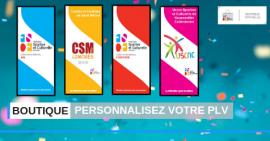 FSCF Boutique officielle Personnalisation PLV