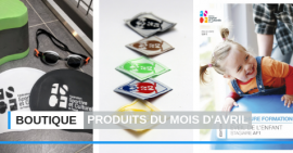 FSCF boutique officielle produits avril