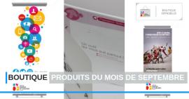 FSCF produits boutique août 2019