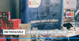 FSCF boutique officielle congrès 2019