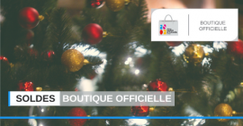FSCF boutique officielle kits de noël