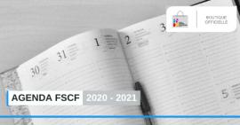 FSCF Agenda FSCF 2020-2021
