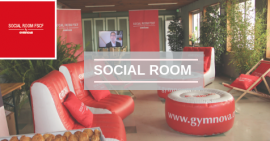 FSCF Social Room FSCF by GYMNOVA
