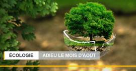 FSCF écologie Adieu le mois d'août