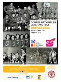 FSCF coupes nationales de Basket-ball Vétérans