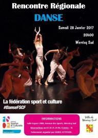 Rencontre Régionale Hauts-de-France de Danse