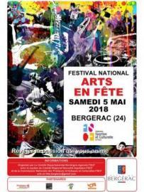 FSCF ARTS EN FETE BERGERAC 2018