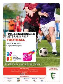 Open FSCF de football vétérans Claye-Souilly