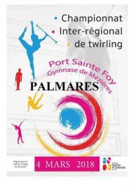 Championnat inter- régional de twirling
