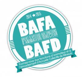 logo bafa - bafd de la FSCF