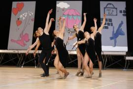 EQUIPE FEDERALE TWIRLING 2014-2016