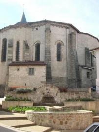 FSCF.Eglise de Celles-sur-Durolle