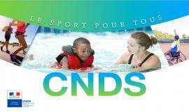 La campagne « CNDS » 2019 est lancée ! Clôture le 10 juin à minuit