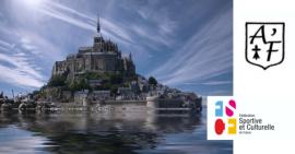 Bien-être découverte Mont Saint Michel ARMO'FORME