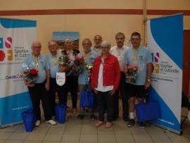 championnat national vétérans boules lyonnaises FSCF Châbons