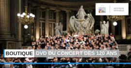 DVD concert 120 ans
