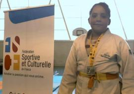 championnat national de judo FSCF Aix les Bains Saint Pierre d'Albigny