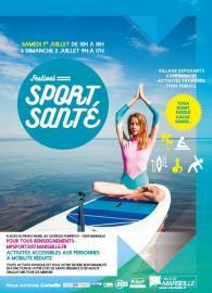 Festival Sport Santé pour Marseille Capitale Européenne du Sport