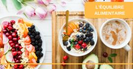 FSCF l'équilibre alimentaire pour santé physique et sportive