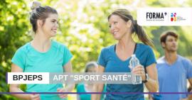 FSCF Le BPJEPS Activités Physiques pour Tous « sport santé »