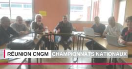 FSCF réunion CNGM champonnats nationaux