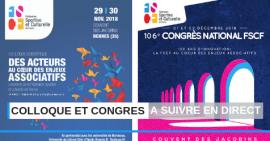 FSCF colloque et congrès fédéral