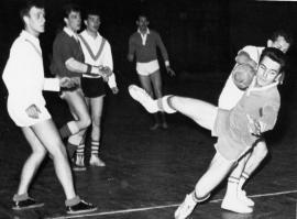 FSCF coupe fédérale handball 1962