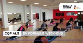 FSCF Un CQP ALS en formule week-end