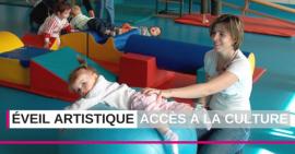 FSCF Eveil artistique de l'enfant Accès à la culture