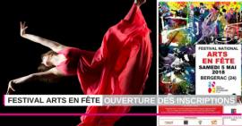 FSCF festival arts en fête