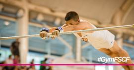 FSCF gymnastique masculine