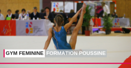 Gym fille formation poussine