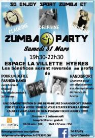 fscf zumba party