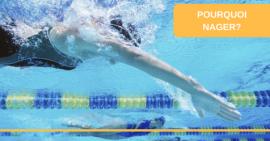 FSCF pourquoi nager