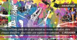 FSCF interview Christophe Rougier Festival Arts en Fête