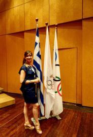 Kelly Lepeinteur-Joly a participé à la 58ème session de l'AIO