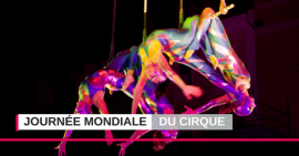 FSCF journée mondiale du cirque