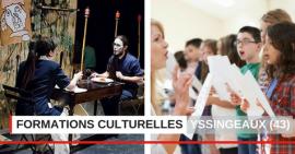 FSCF Formations culturelles