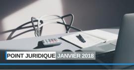 FSCF point juridique janvier 2018