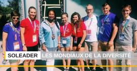 FSCF SoLeader 2018 Mondiaux de la diversité