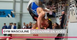 Présentation Gymnastique masculine FSCF