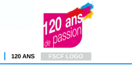 120 ans logo